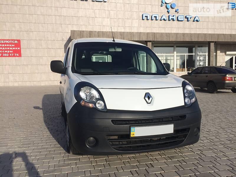 Renault Kangoo 2009 года