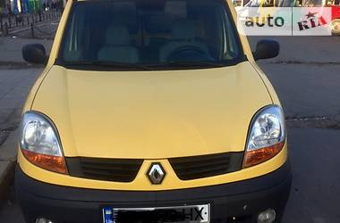 Renault Kangoo груз.  2006