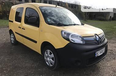 Renault Kangoo груз. Z.E  2013