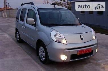 Renault Kangoo пасс. ORIGINAL 2012