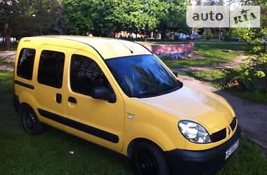 Renault Kangoo пасс. DCI 1.5 2007