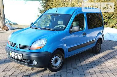 Renault Kangoo пасс. 1.2 16v 2006