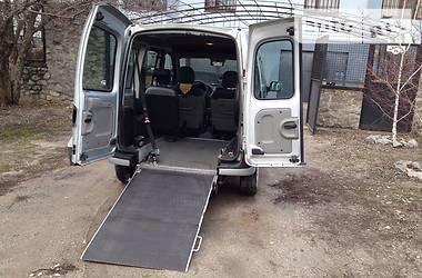 Renault Kangoo пасс. пандус 2007