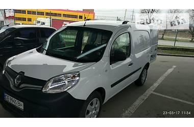 Renault Kangoo пасс.  2014