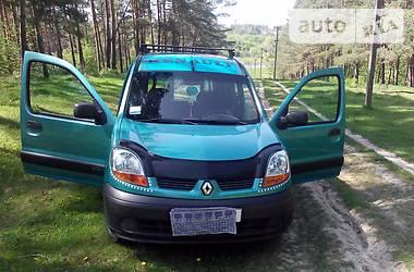 Renault Kangoo пасс. dci 80 2006