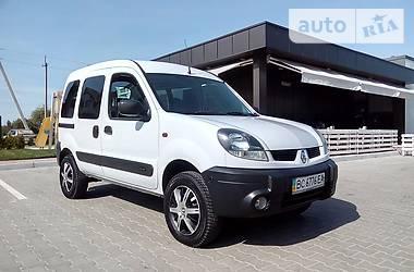 Renault Kangoo пасс. _4x4 2006