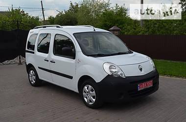 Renault Kangoo пасс. 63  2008