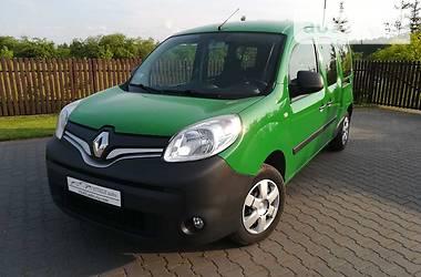 Renault Kangoo пасс. ORIGINALpass 2014