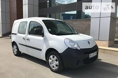 Renault Kangoo пасс. 5537 2012