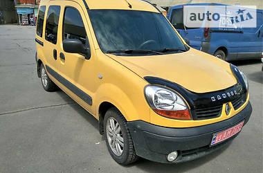 Renault Kangoo пасс. 1.5CDI  2007