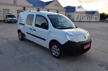 Renault Kangoo пасс. MAXI 2013