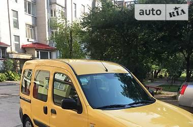 Renault Kangoo пасс.  2007