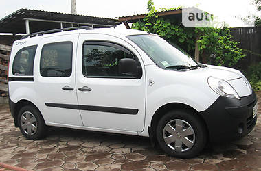 Renault Kangoo пасс. Extra 2010