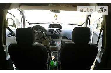 Renault Kangoo пасс.  2008