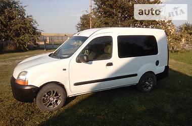 Renault Kangoo пасс. 1.9d пас 2000