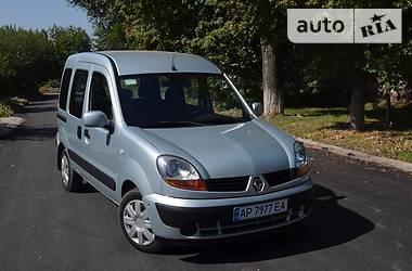 Renault Kangoo пасс. 1 5 2006