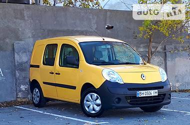Renault Kangoo пасс.  2011