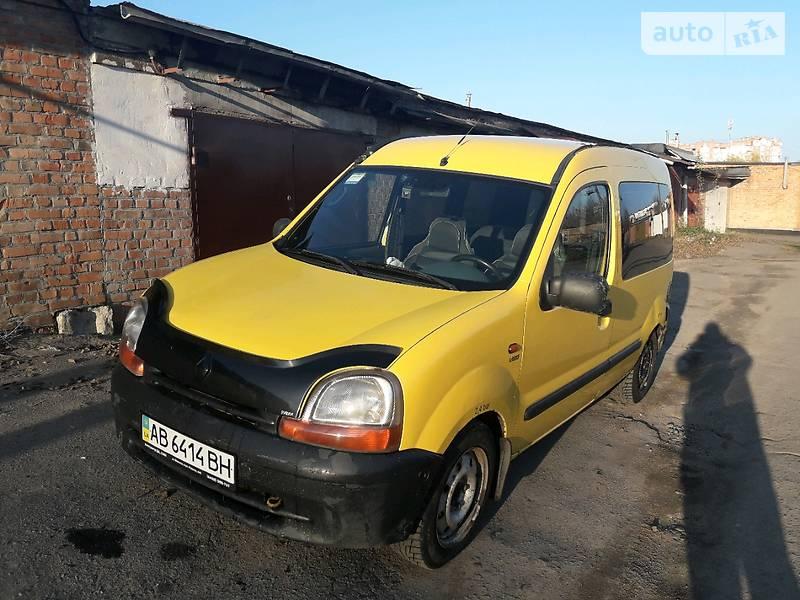 Renault Kangoo 1999 року