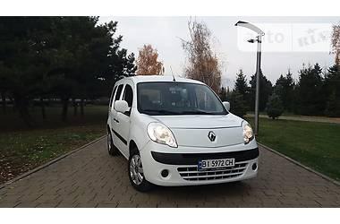 Renault Kangoo пасс. ORIGINAL 2013
