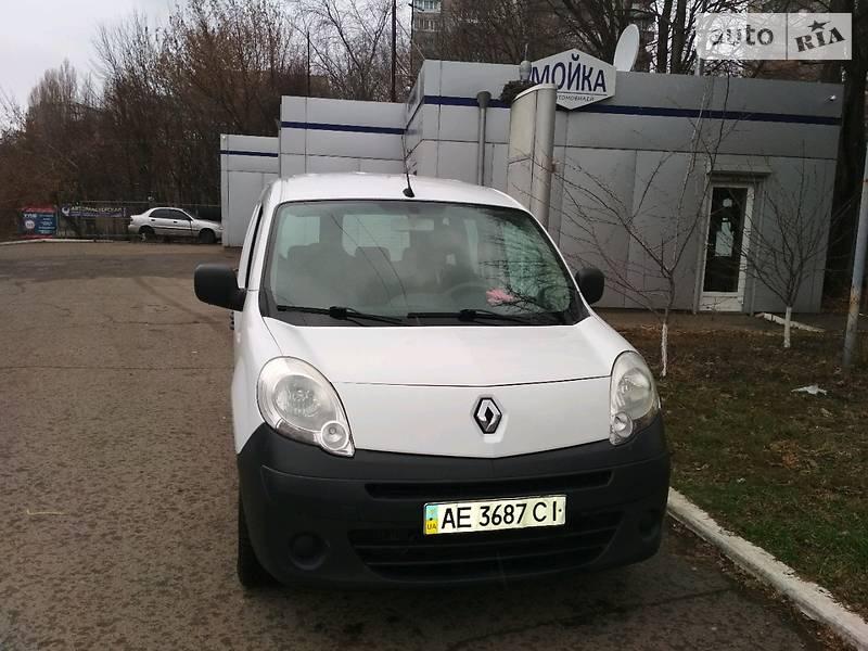 Renault Kangoo 2010 року