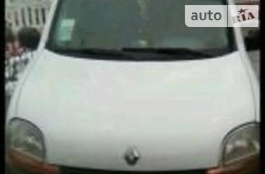 Renault Kangoo пасс. Express 2000
