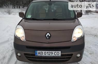 Renault Kangoo пасс.  2013