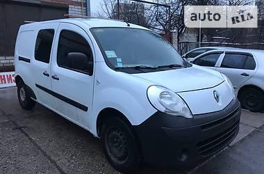 Renault Kangoo пасс. Maxi 2011