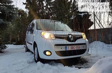 Renault Kangoo пасс. EXTRIM 2015