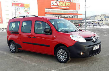 Renault Kangoo пасс. XXL 7 Мест 2015