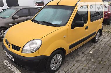 Renault Kangoo пасс. pas dci 2007
