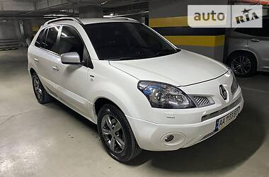 Renault Koleos Official AWD GBO 2011