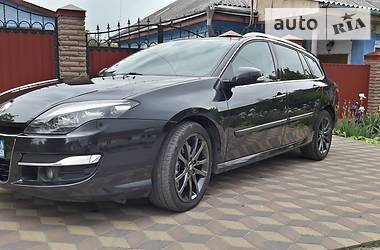 Renault Laguna BOSE 4 Control 2011