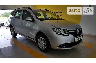 Renault Logan MCV 2016