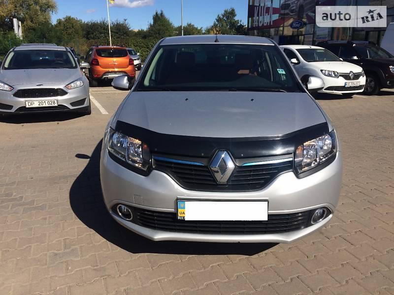 Renault Logan 2013 року