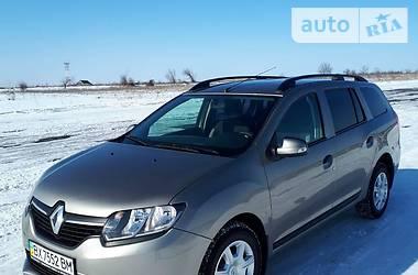 Renault Logan MCV 2014