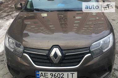 Renault Logan Life 2018