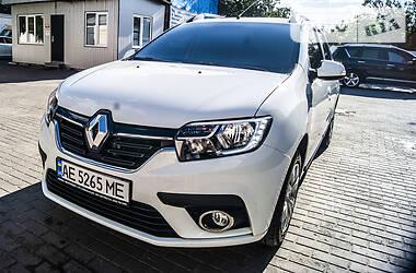 Renault Logan MCV FULL NEW 2019