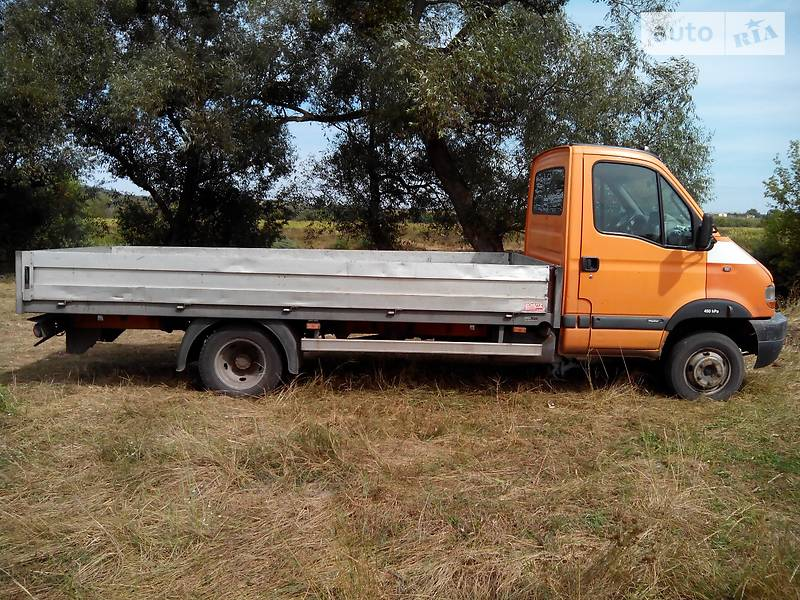 Renault Mascott груз.