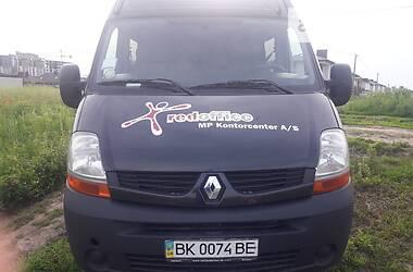 Renault Master груз.-пасс.  2008