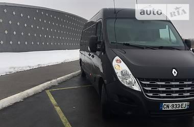Renault Master груз. Maxi 150 DCI 2012
