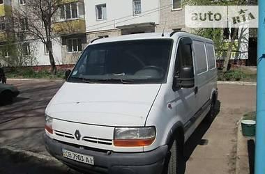 Renault Master груз.  2000
