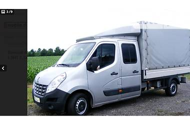 Renault Master груз. MAXI 7 MEST 2013