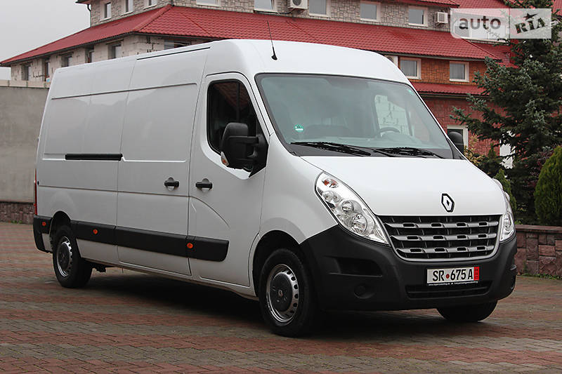 Renault Master груз. 2013 года