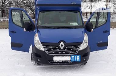 Renault Master груз. 2,3 2013