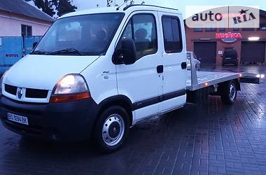 Renault Master груз. 140 dci 2006