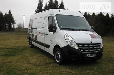 Renault Master груз. 150/110kw 2013
