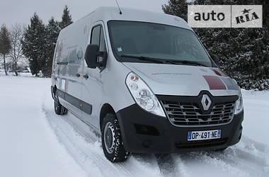 Renault Master груз. 135 ENERDZI 2015