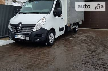 Renault Master груз. 2.3dci.150 2012