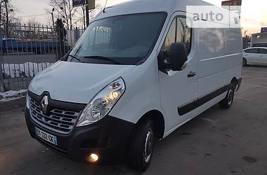 Renault Master груз. EXTRA.L2H2.IDEAL. 2016