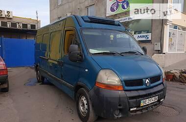 Renault Master груз.  2006